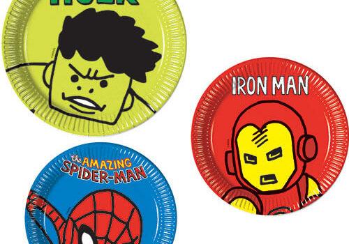 Kit Festa di Compleanno Avengers L