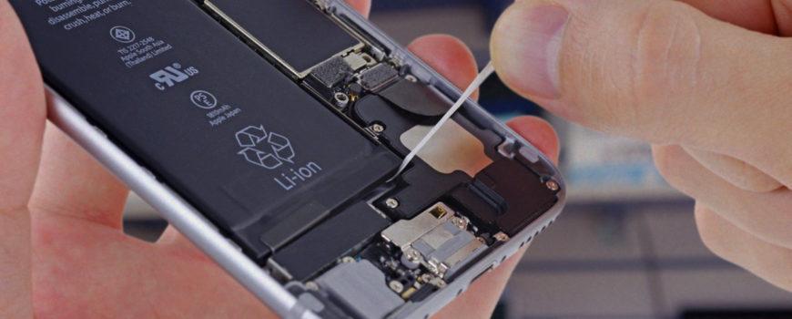 Sostituzione batteria Apple iPhone 6 e 6S a Roma e dintorni