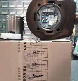 Kit cilindro e pistone piaggio vespa px 150