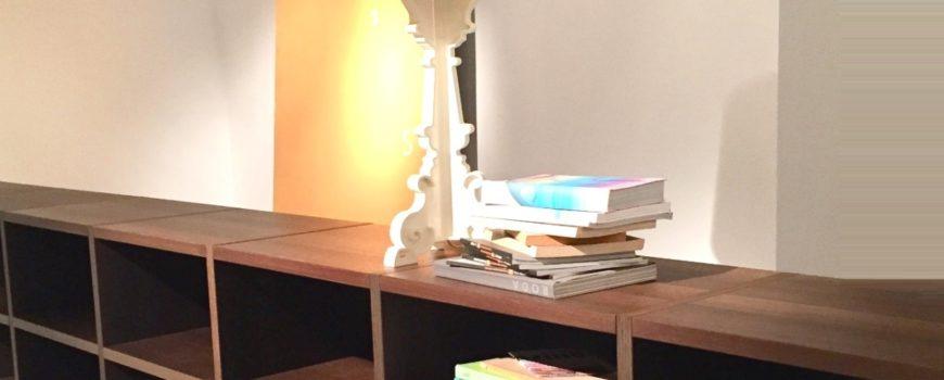 KARTELL LAMPADE DA TAVOLO BOURGIE VERSIONE BIANCO ORO