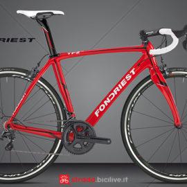 Ciclo corsa Fondriest Carbon