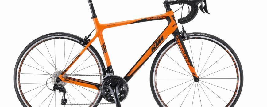 Ciclo corsa KTM Reveletor 3500