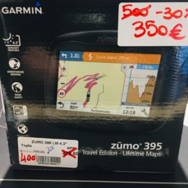 GARMIN ZUMO 395